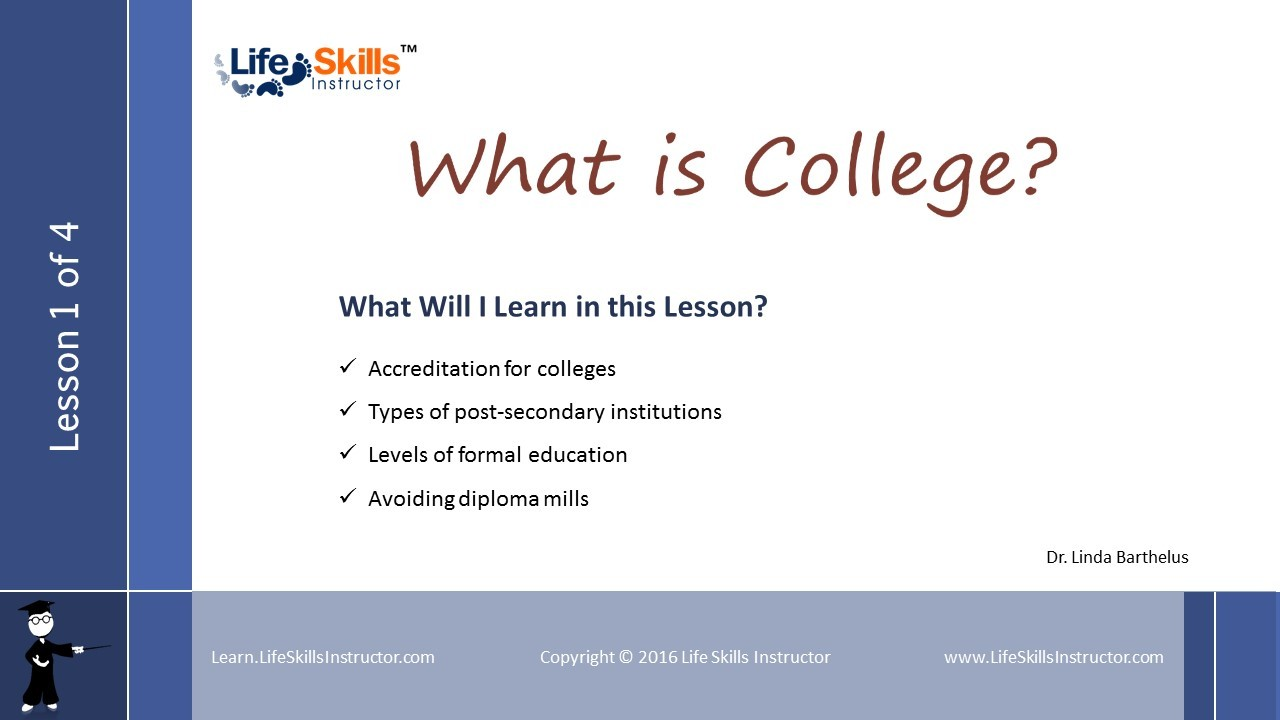 Life Skills- Learn life skills with online video courses