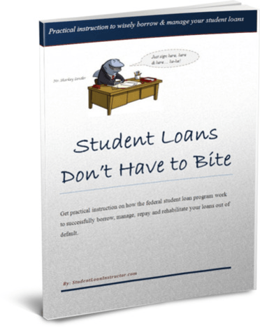 ebook on repay student loans to avoid default