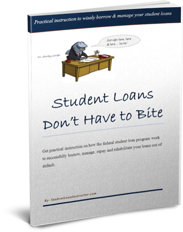 ebook on repay federal student loans to avoid default