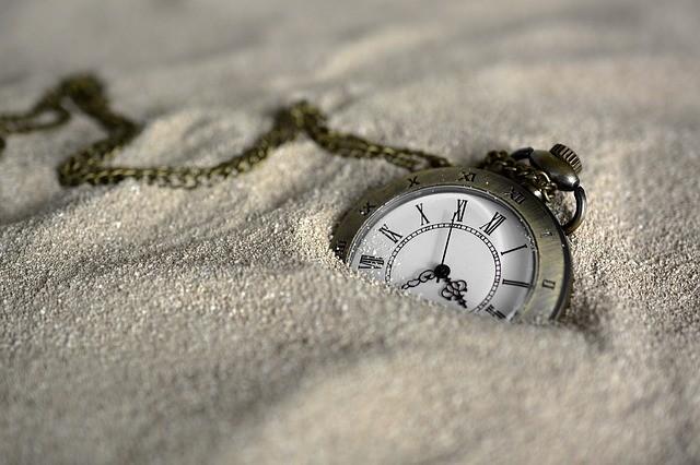 lose time