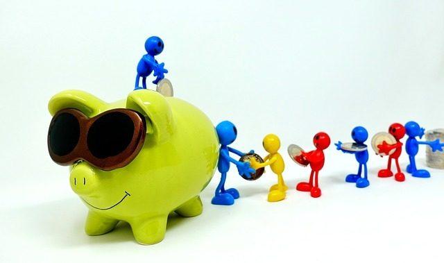 saving on monthly basis